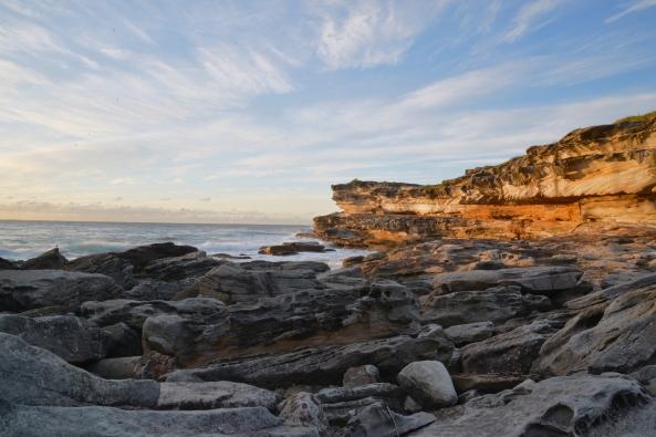Little Bay rocks