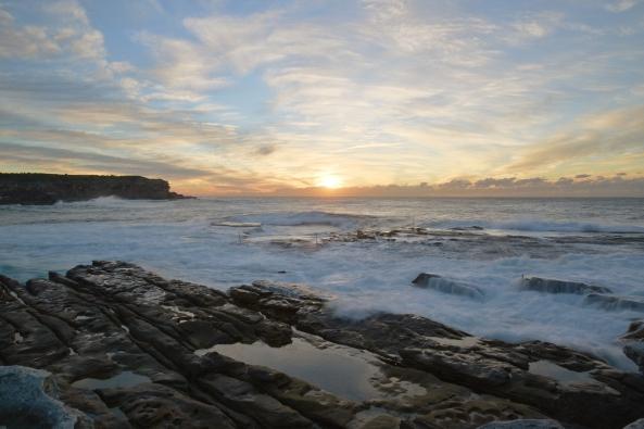 Little Bay sunrise4