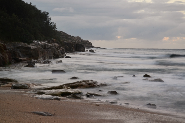 Long Bay rocks