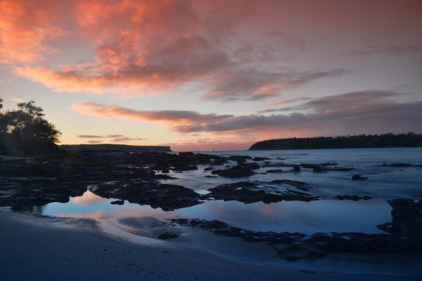 Balmoral sunrise2