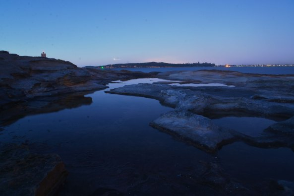 La Perouse tide pools